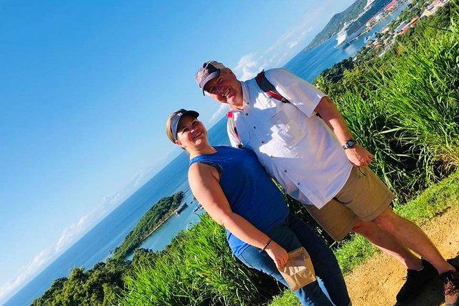 Excursión por tierra y mar a Roatán, Roatan, HONDURAS