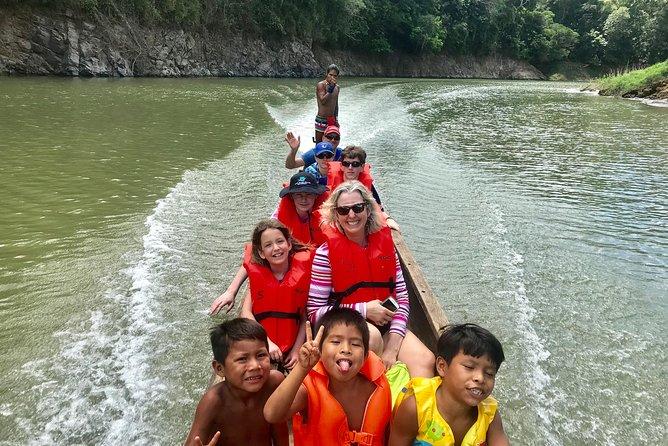 Excursión de todo el día al Parque Nacional Chagres y al pueblo Embera desde la ciudad de Panamá, Panamá, Ciudad de Panama, PANAMA