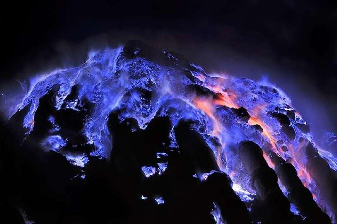 Ijen Crater Blue Fire Trekking (1 Day Tour), ,