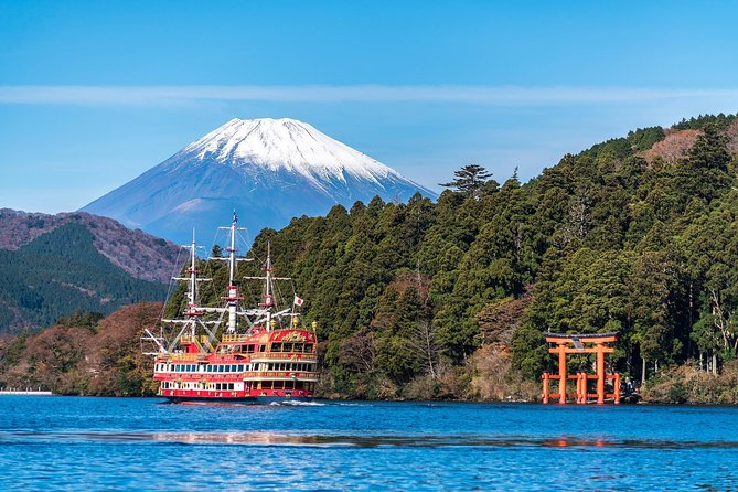 MÁS FOTOS, Mt Fuji and Hakone 1-Day Bus Tour by Bus