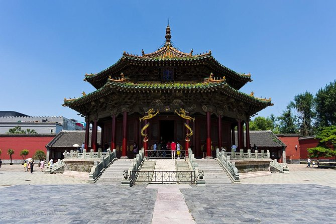 3-Hour Private Shenyang Imperial Palace Tour, Shenyang, CHINA