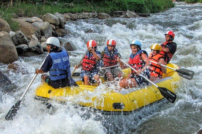 White Water Rafting Adventure on Songprak River from Krabi, Krabi, TAILANDIA