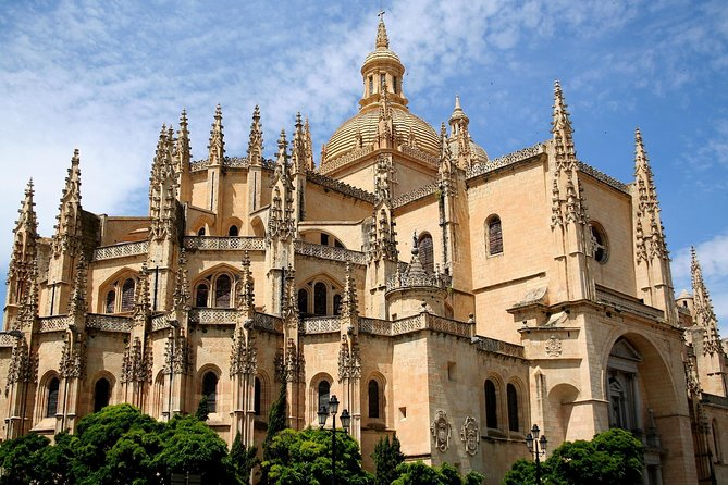 PRIVATE TOUR: Half Day Segovia from Madrid, Madrid, ESPAÑA