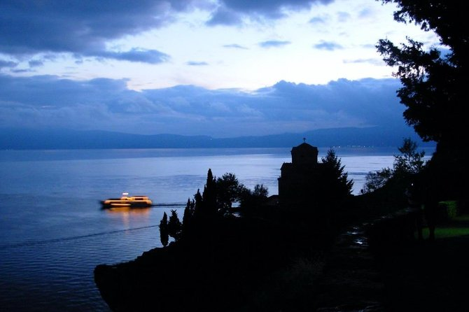 This services included a Shuttle taxi from Skopje to Tirana with stop in Ohrid and have a half day tour of Ohrid with licensed tour guide.