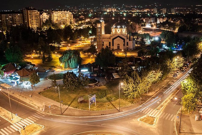 Visit Nis, one of the oldest cities in Europe and long considered a gateway between the East and the West. You'll enjoy scenic views on the drive from Skopje. Explore the Roman ruins at Medijana and try a Serbian grill for lunch in the city center.<br><br>The Serbian city of Nis is growing in popularity as a tourist destination. On this full-day trip from Skopje, you'll enjoy a scenic drive to this picturesque, relaxed city that dates back to Roman times.