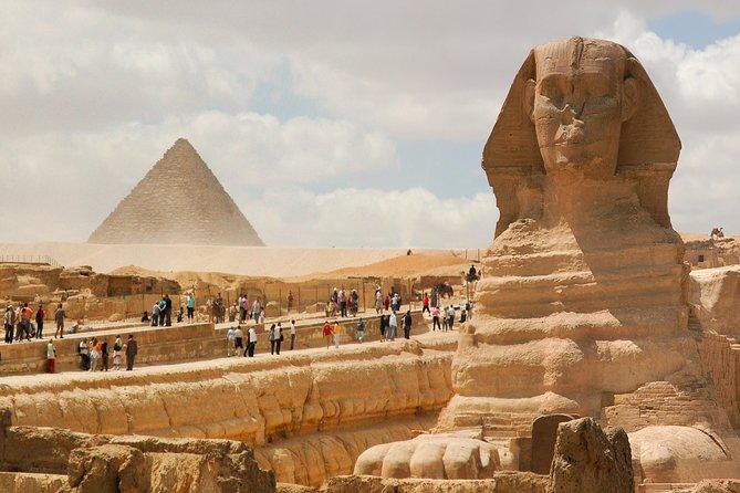 Economical Day to the Pyramids of Giza, Sakkara, Dahshur, and Memphis, Guiza, EGIPTO