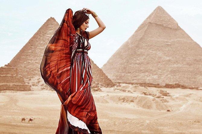 MÁS FOTOS, Eco Day to the Pyramids of Giza, Sakkara, Dahshur, camel ride , Lunch