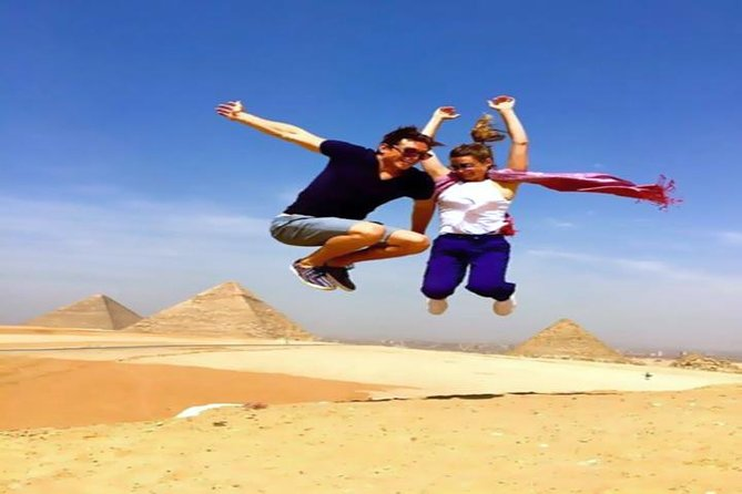 Private Tour to Giza Pyramids, Egyptian Museum, souq - 30 mintues camel Ride, Guiza, EGIPTO