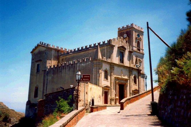 Taormina Savoca and Castelmola Private One Day Tour from Syracuse, Siracusa, Itália