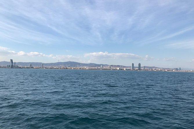 2 hour Sailing Cruise Barcelona, Barcelona, Spain