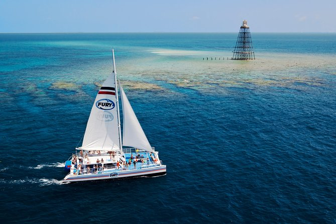 Key West Sail and Snorkel Trip from Miami, Miami, FL, UNITED STATES