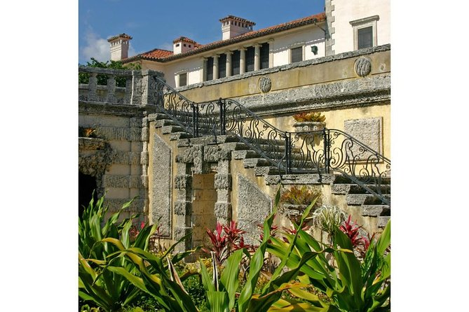 Admission to Vizcaya Museum and Gardens with Transportation, Miami, FL, UNITED STATES
