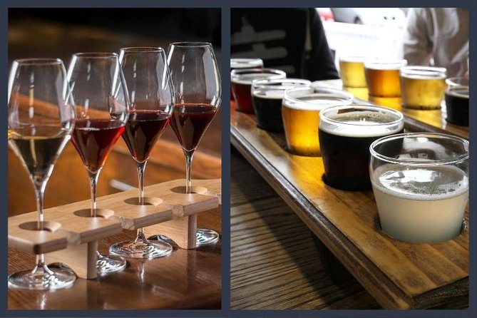 Enjoy the best wineries & breweries throughout Traverse City with our custom private group tour. Whether its a birthday party, anniversary, bachelor or bachelorette party or just because you want a day to let loose with friends, we have you covered! This is your trip, so you chose the stops. We will take your group on a 4 hour tour and visit up to 4 wineries or breweries. Tours start at 10am/11am/12pm/5pm (You Choose).