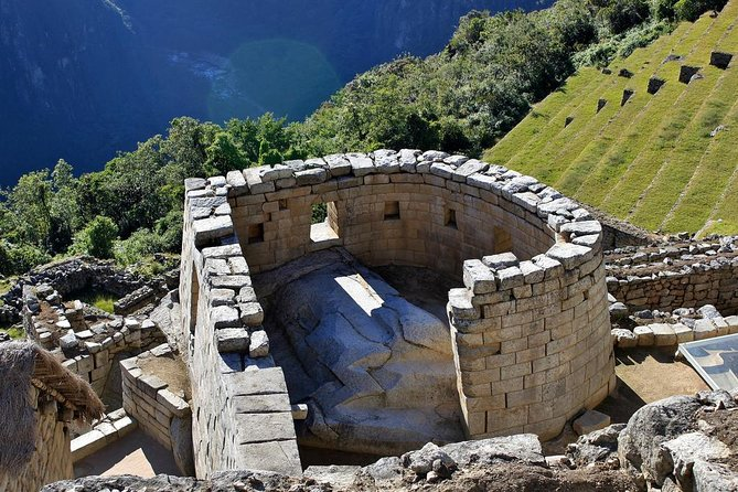 Machu Picchu Official Ticket, Machu Picchu, PERU