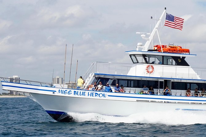The Blue Heron Fleet was established in 1955 by Capt. Harry Nagel. The fleet has been family owned and operated with the third generation currently at the helm. Blue Heron offers excellent year round fishing at a great price.<br><br>The vessels are the largest and most comfortable in the area. Vessels are custom built aluminum drift fishers that meet and exceed the United States Coast Guard regulations. The cabins offer cushioned seating, settees for catering, and clean men's and ladies restrooms.<br><br>Both our locations are minutes from prime fishing grounds 20-40 minutes away depending on which hot spot is producing fish catches.<br><br>The fare includes rod, reel, bait, tackle, and fishing license. The crews have years of experience ensuring your families safety and enjoyment. Two half day excursion departing daily. No reservations necessary. Blue Heron specializes in private charters for family, business, and corporate events with the options of fishing or cruising.<br><br>CORPORATE CHARTERS AVAILABLE<br>