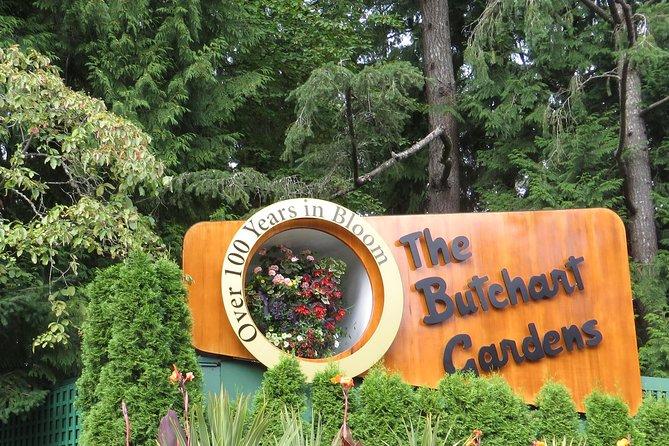 MÁS FOTOS, Beautiful Butchart Gardens and City Highlight