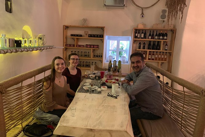 Olive Oil And Honey Tasting, Santorini, Greece