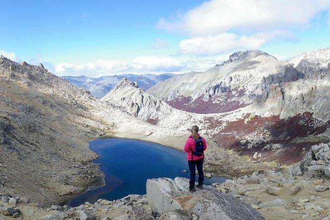 Full Day Trekking al refugio Frey en el cerro catedral, Bariloche, ARGENTINA