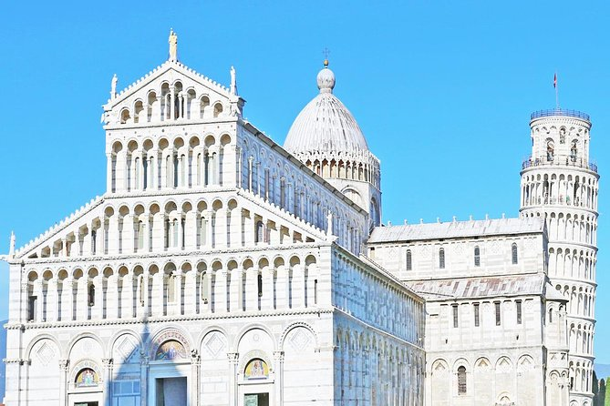 Full-day Private Tour of Florence & Pisa from Rome with Hotel Pickup, Florencia, Itália
