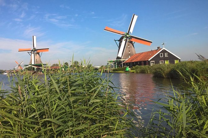 Take a 3-hour half-day tour to the countryside and explore Zaanse Schans in a small group. See how a clog maker is making the famous Dutch wooden shoe, visit a cheese farm and a working windmill. Spend half a day outside Amsterdam and enrich your trip by touring the Dutch countryside.