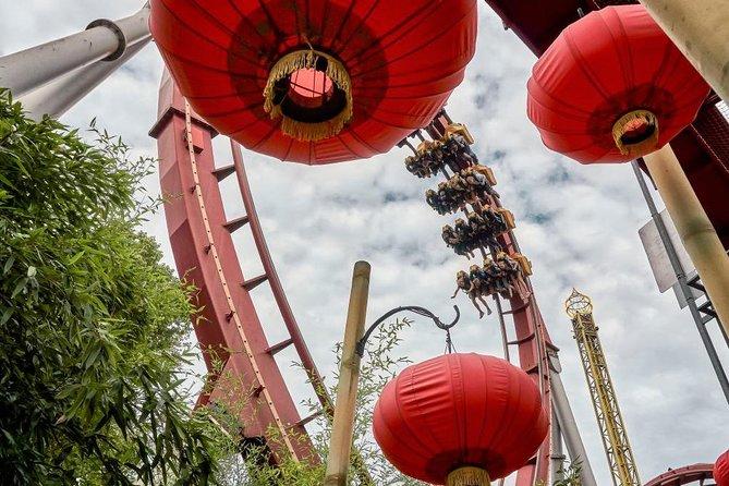 Skip the Line: Tivoli Gardens 1-Day Unlimited Rides Ticket, Copenhague, DINAMARCA