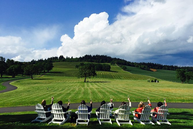Small Group: Willamette Valley Wine Tour From Portland, Portland, OR, ESTADOS UNIDOS