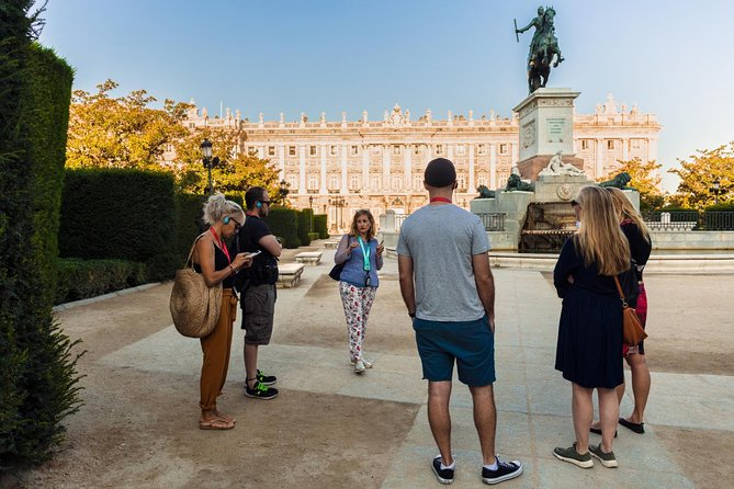 Early Entrance Royal Palace Full-Day Madrid Tour with Prado Museum and Tapas, Madrid, Espanha