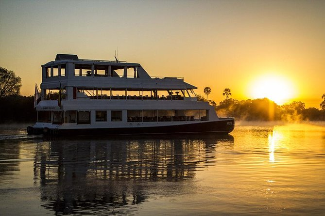 Sit back and relax on this sunset cruise along the Zambezi River. See the wildlife whilst sipping on cocktails.