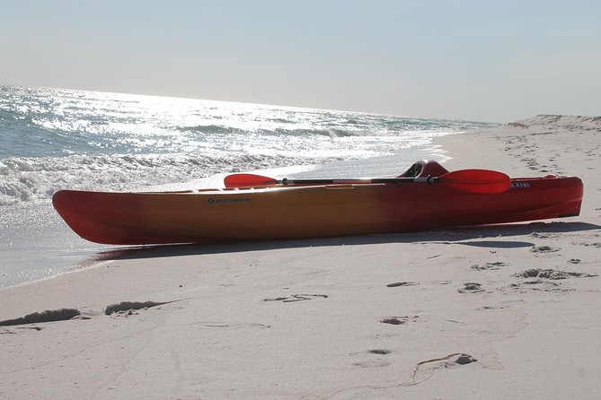 Enjoy a full day kayak rental with delivery and pickup includedanywhere on scenic route 30A and Panama City Beach. Kayakon the beautiful Gulf of Mexico or one of South Walton's coastal dune lakes!