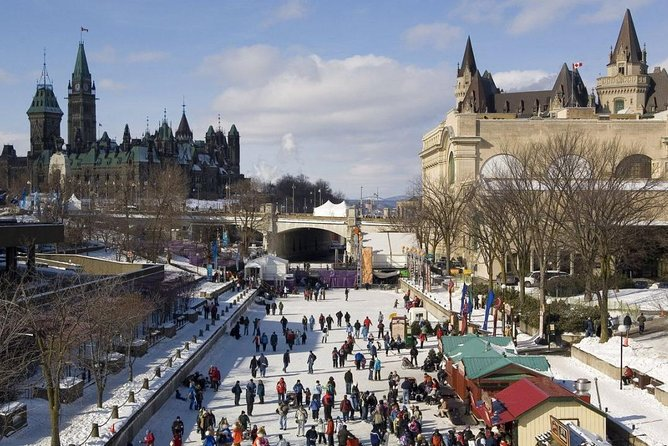 Ottawa Private Day Tour from Montreal, Montreal, CANADA