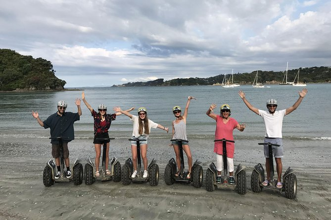 A Twilight Journey - Off road Segway, Isla Waiheke, NOVA ZELÂNDIA