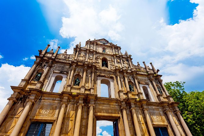 Macau Day Tour with 2-Way Ferry Transfer from Shenzhen, Macao, CHINA