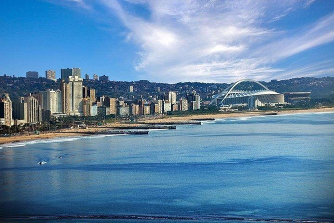 This tour includes a variety of stops and gives tourists a chance to see Durban and learn about the people and its history.