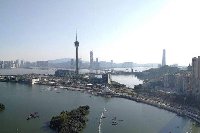 MÁS FOTOS, Macau Day Tour from Hong Kong via the Hong Kong, Zhuhai, Macau Bridge with Lunch