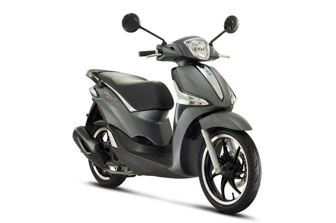 Sorrento scooter Rentals, Sorrento, ITALY