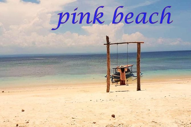 pink beach are amazing beach with pink sands .located are in east of lombok around 2 house and 30 minute from mataram or senggigi and 3 hour 30 minute from bangsal harbour,<br><br>in pink beach you can do snorkelling with many fish .give food for fish enjoy take picture in all the area.<br><br>go trip to another small island and empty island its look like your island .its so great experience in there<br><br>the location its don't have any western restaurant .no hotel. if you like to sleep there you use to have your own tend .<br><br>the place are really quite except on holiday time or weekend