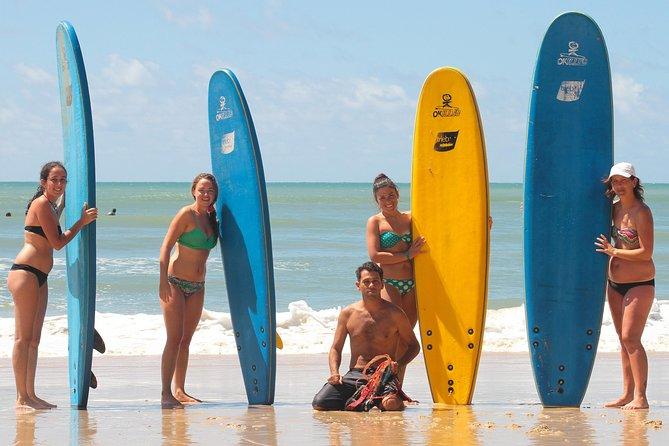 MÁS FOTOS, Surf classes