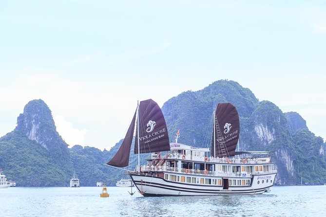 MÁS FOTOS, Halong Bay Cruise With Viola Cruise 2days 1night