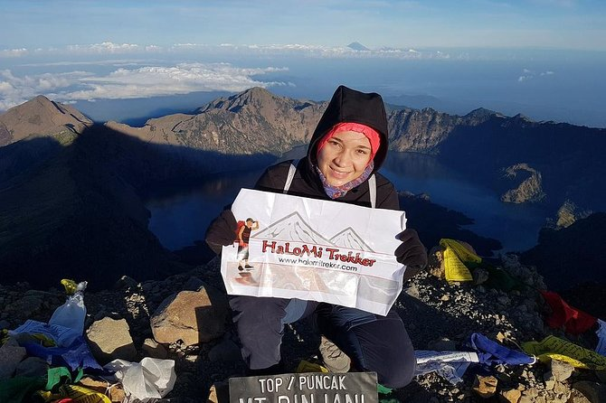 This <br><br>2 days trekking to the summit of Rinjani is only recommended for those who are in a good level of fitness with limited time but want to reach and enjoy the spectacular views on the summit of the mountain. <br><br>ESTIMATED TOTAL TREKKING TIME: 20 – 21 Hours, and will finish estimate at 3.00 – 3.30 PM <br><br>Highlights: <br> • Senaru <br> • Sembalun Lawang <br> • Rinjani Rim (Sembalun Crater Rim) <br> • Rinjani Summit <br><br> Basically this tour will spending the 2 days 1 night on the mountain, you'll get a free transfer service on your arrival day (the day before start the trekking tour), so this package is actually spend the 3 days 2 nights, but we named it a 2 days 1 night. Check the summary below: