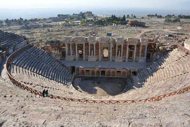 Full Day Pamukkale Tour from Kusadasi, Kusadasi, Turkey