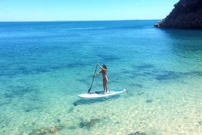 Stand Up Paddle in Marine Sanctuary, Distrito de Setúbal, PORTUGAL