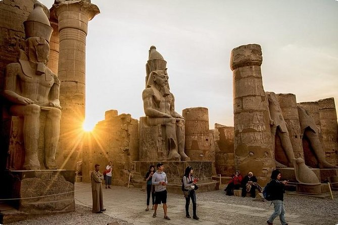 MÁS FOTOS, 3 nights luxor and Aswan Nile cruise with hot air balloon,abu simbel from luxor