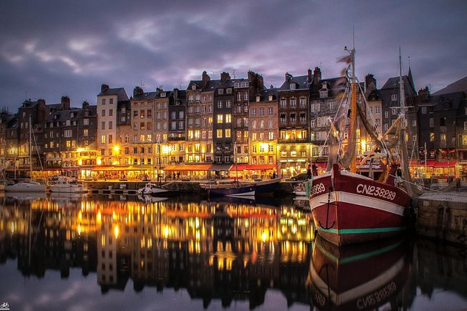 Private Transfer from Bruxelles to Honfleur - Up to 7 people, Bruselas, BELGIUM