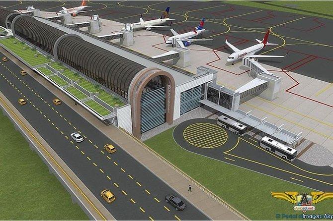 Recogida en el aeropuerto, Medellin, COLOMBIA