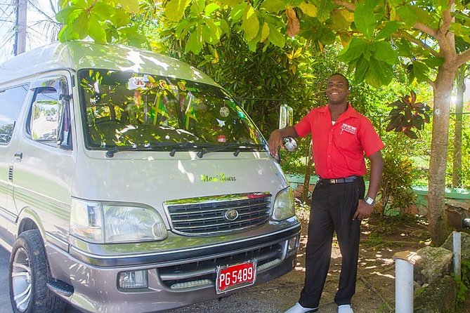 Licence Local Professional, Air port Transfers, Negril, JAMAICA