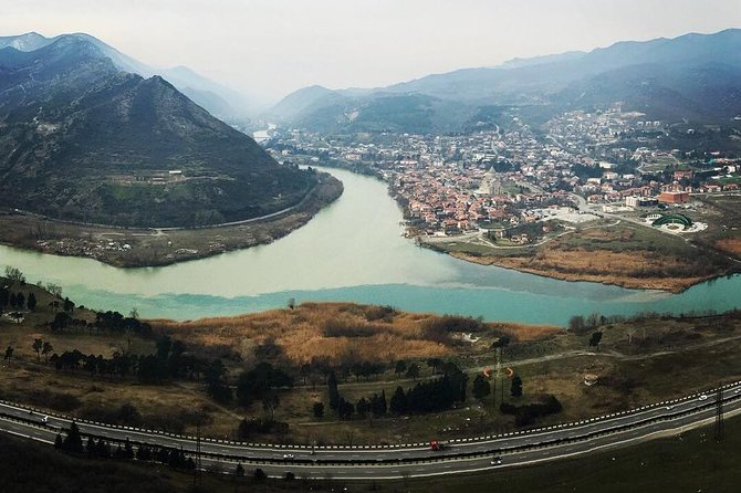 Our first destination is Mtskheta (old capital of Georgia). Jvari Monastery on the top of the mountian where you can see all City and crossing of two rivers (Aragvi and Mtkvari) then Cathedral Svetitskhoveli (11th cenchery), Winy Factory, Bodbe and Sighnaghi are in the East part of Georgia (Kakheti) aslo knowen as Winery Region