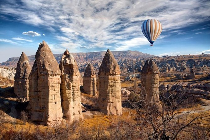 Private transfer from Kayseri Airport to centrally located Cappadocia hotels. Highlights. Travel in comfortable seats with generous leg room, air conditioning, and luggage storage and enjoy smooth, friendly and hassle-free transfer service.