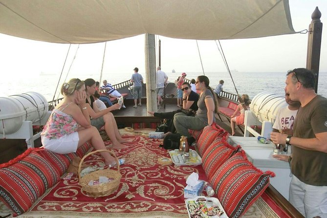 Coastal and sunset cruise, Mascate, OMAN