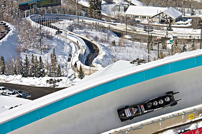 This full day 7 hour tour will depart Park City at 10:00am and visit or stop at the Tangier Shopping Outlets, Utah Olympic Park, Jordanelle Reservoir, USA Ski Center of Excellence, Utah Film Studios, Heber Valley and Midway Utah. The tour includes a stop at the local Artesian <br><br>Dairy and Cheese farm as well as a 1.5hour experience on the Iconic Heber Valley Steam Engine Railroad touring Deer Creek Reservoir and mountains. You will also enjoy the famed Homestead Crater where you can relax and enjoy a 40 minute soak or swim in the only year round 80 degree F waterin North America. Seaonally, you can also see the Utah Ice Castles as well as the Zermatt Swiss Village across the street. Our Tour ends with a visit to main street Park City. This tour is highly recomended for Familes and children.