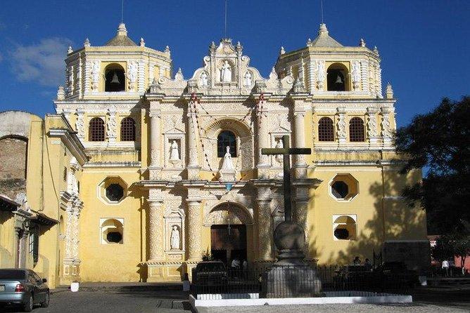 Antigua Guatemala half day from Guatemala City, Guatemala city, Guatemala